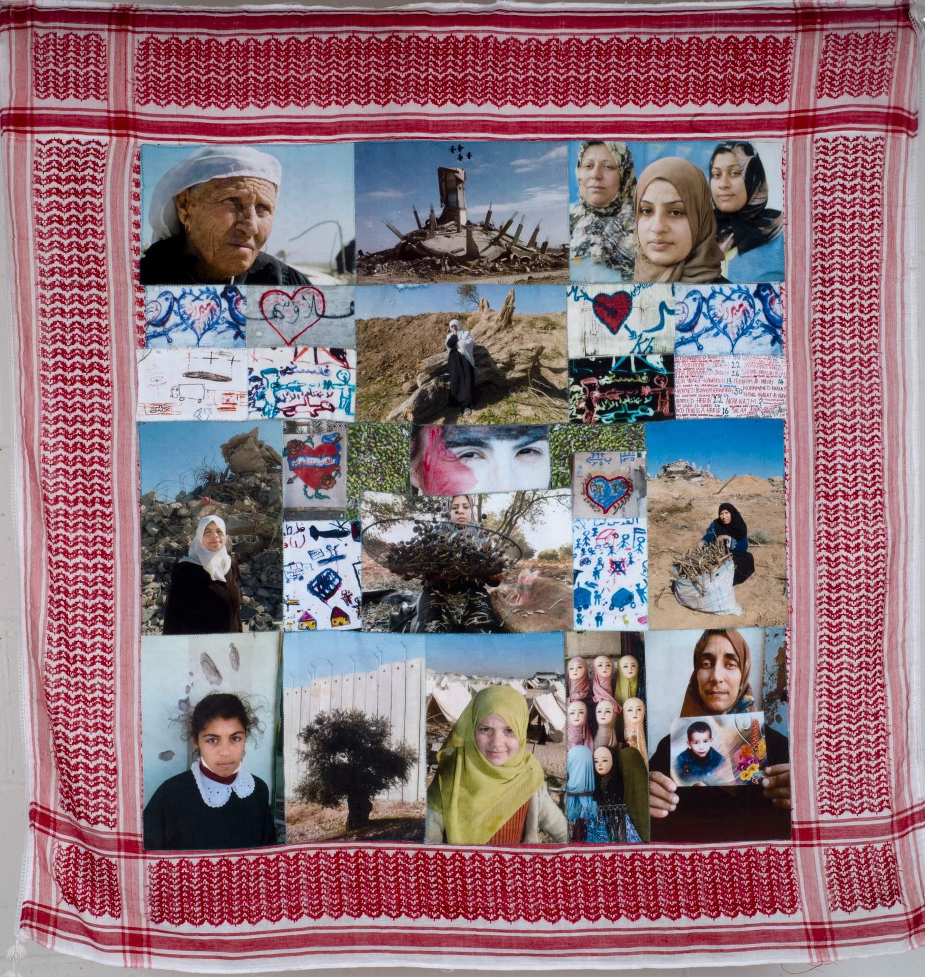 Palestine Quilt