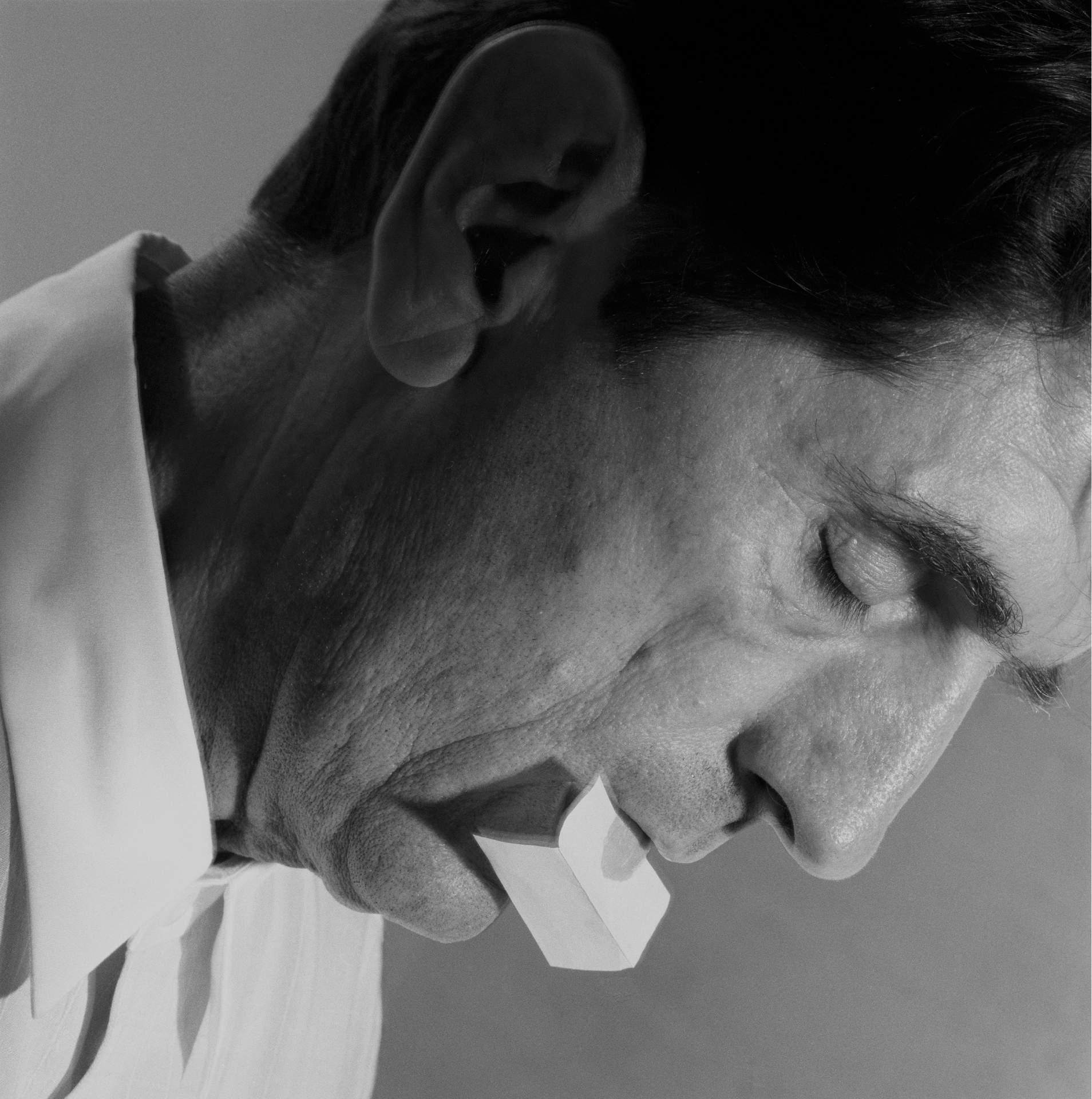 Harry Dean Stanton, (Actor), for Comme des  Garçons, Paris, 1990