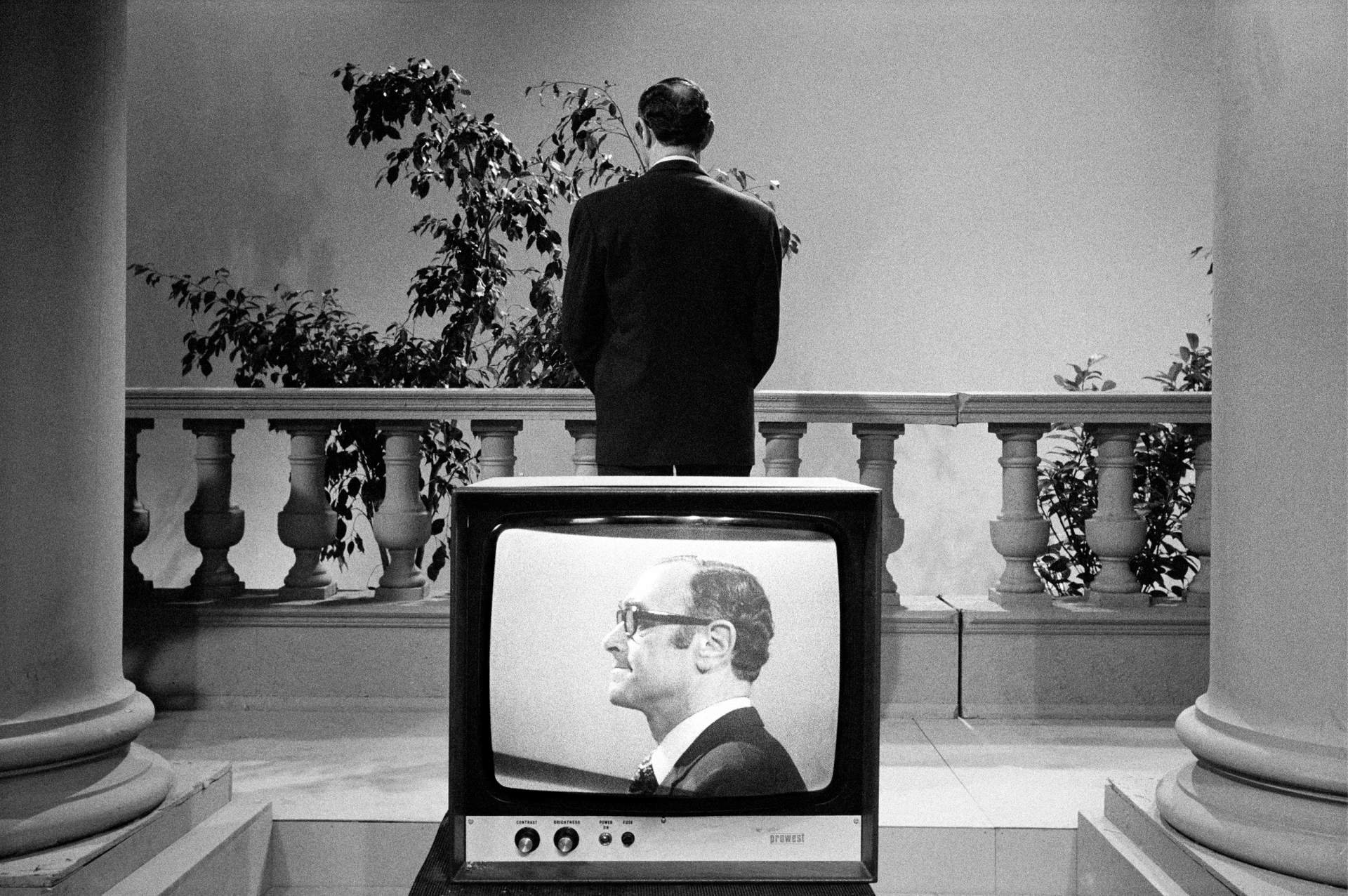 George Cooper, Head of Thames TV, 1974