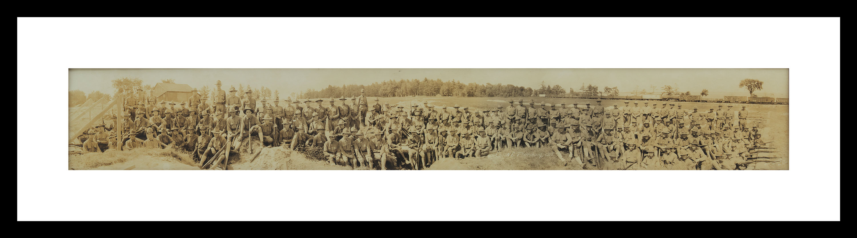 Co 1, NE Plattsburgh, 1917