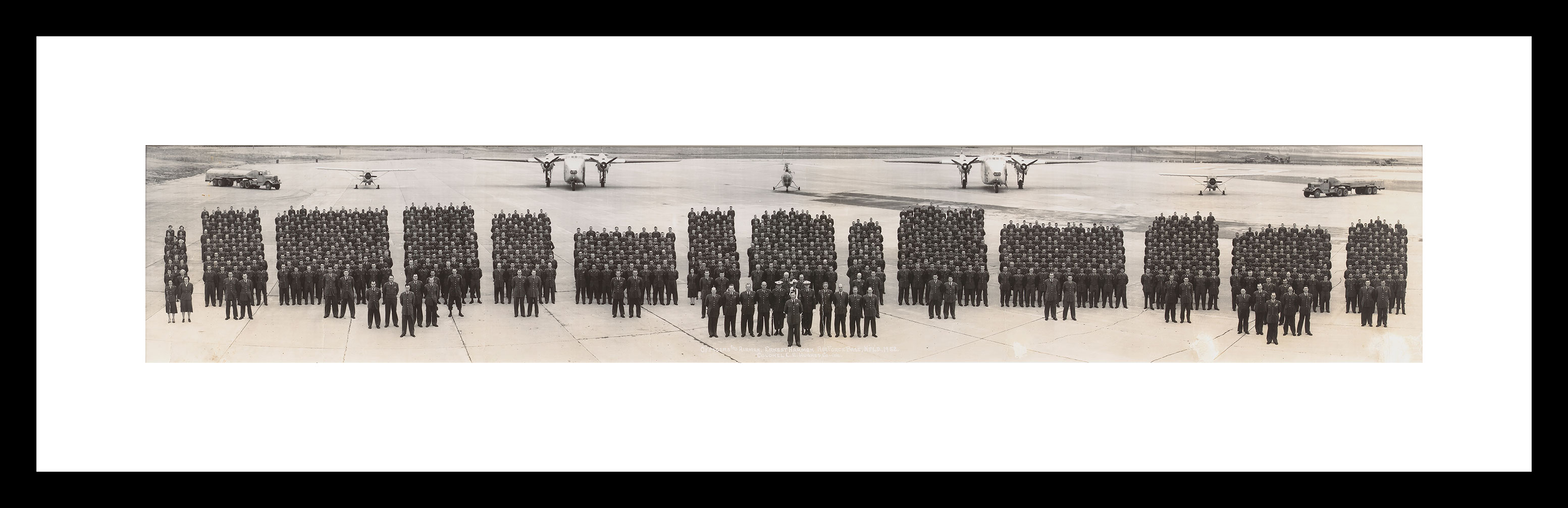 Officers and Airmen