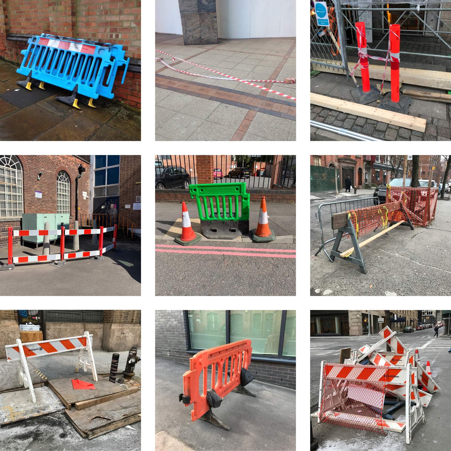 Ineffectual Barriers